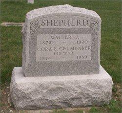 Cora Ellen <i>Crumbaker</i> Shepherd