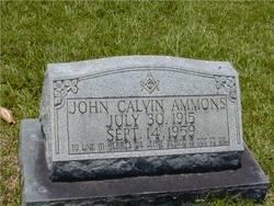 John Calvin Ammons