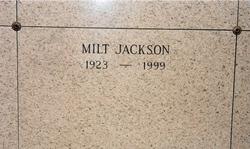 Milt Bags Jackson