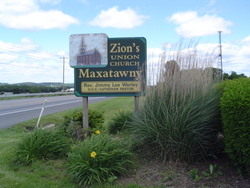 Zion Union Cemetery