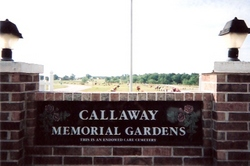 Callaway Memorial Gardens and Mausoleum