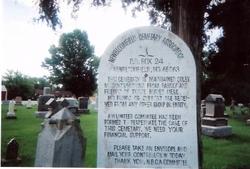 New Bloomfield Cemetery