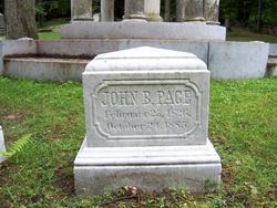John Boardman Page