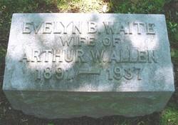 Evelyn Buckingham <i>Waite</i> Allen