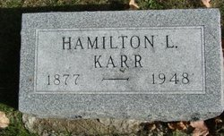 Hamilton L Karr