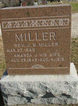 Amanda J Miller