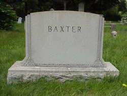 Mary LeGrange <i>Corson</i> Baxter
