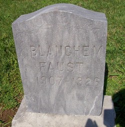 Blanche M Faust