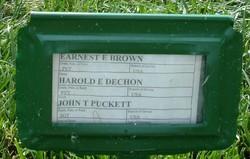 Pvt Harold E. Dechon