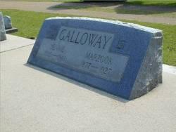 Jennie Marie <i>Cameron</i> Galloway