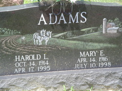 Harold L. Adams