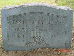 Jessie Emiley <i>Dickey</i> Cozens