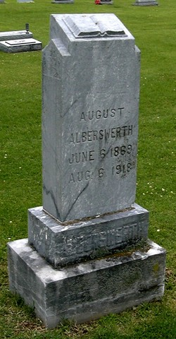 August Henry Alberswerth