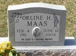 Orline Harold Maas