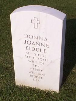 Donna <i>Stone</i> Biddle