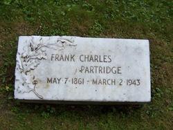 Frank Charles Partridge