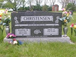 Jeanne Kathryn <i>Dahlgren</i> Christensen