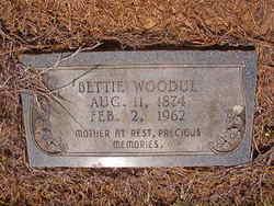 Bettie <i>Nelson</i> Woodul