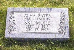 Alma <i>Reynolds</i> Bates-Skidmore