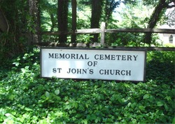 Memorial Cemetery of Saint John's Church