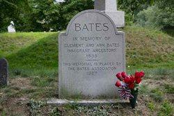 Ann <i>Dalrymple</i> Bates