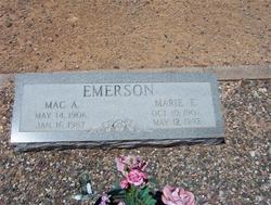 Marie Estelle Emerson