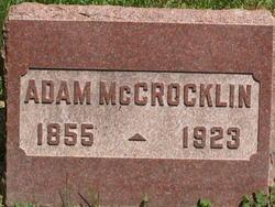 Adam McCrocklin