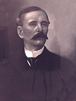 Judge William Izard Clopton