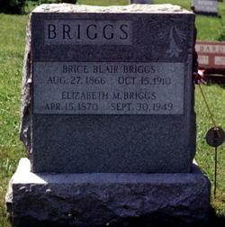 Elizabeth Martha <i>Shields</i> Briggs