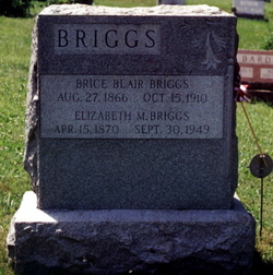 Brice Blair Briggs
