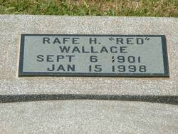 Rafe Hardin Red Wallace