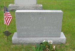 Anna E. B. Beck