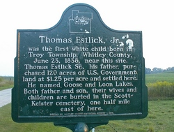 Thomas E Estlick, Jr