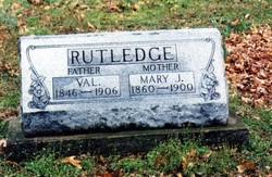 Mary Jane <i>Reynolds</i> Rutledge