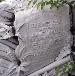 Lizzie <i>Woolfolk</i> Bell