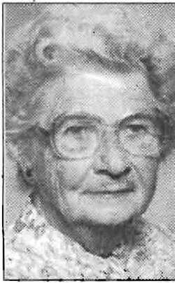 Viola Mary <i>Waterman</i> Beckemeyer