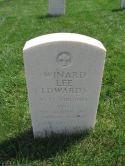 PFC Winard Lee Edwards