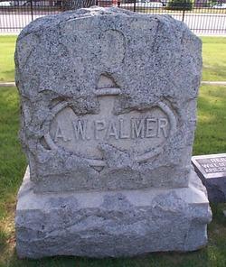 Alanson W Palmer