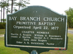 Bay Branch Cemetery
