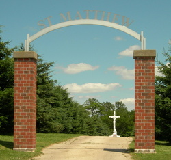 Saint Matthews New Catholic Cemetery