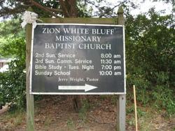 Zion White Bluff