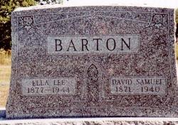 David Samuel Barton