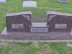Marie <i>McElwee</i> Barton