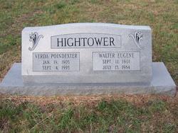 Verda Mae <i>Poindexter</i> Hightower