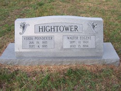 Walter Eugene Hightower