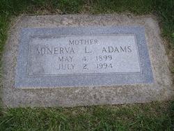 Minerva L. <i>Osman</i> Adams