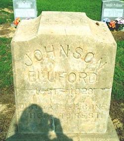 Johnson Bluford