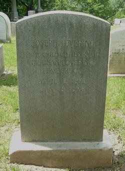 Joseph Lovering Pemberton