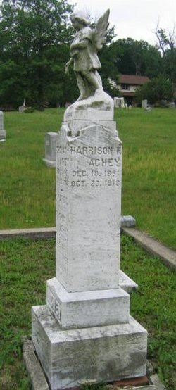 Harrison F. Achey