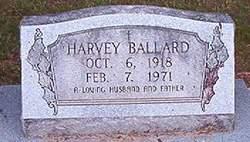 Harvey Ballard